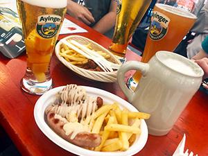 ドイツビール!